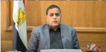 المهندس أشرف رسلان .. رئيس هيئة سكك حديد مصر