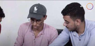 الطالب أحمد زين