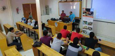 كلية الطب البيطري جامعة الإسكندرية