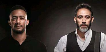 عمرو مصطفى ومحمد رمضان