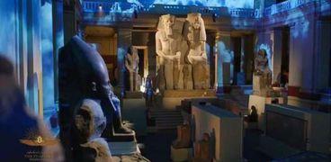 شكري : حفل إفتتاح متحف الحضارة فخر للمصريين .. ورسالة للعالم أن مصر عادت شمسها الذهب