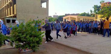 طلاب المدارس - صورة أرشيفية
