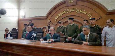 هيئة محكمة جنايات دمنهور