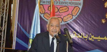 الدكتور سعد مغازي عضو لجنة الحراسة على العلميين