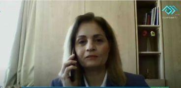 ايزيس محمود، مدير التدريب والتوعية بالمجلس القومي للمرأة