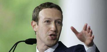 """مؤسس """"فيس بوك"""""""