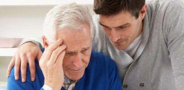 كبار السن والإصابة بمرض ألزهايمر