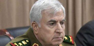 وزير الدفاع السوري العماد علي إيوب