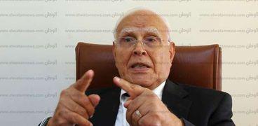 السفير منير زهران رئيس المجلس المصري للشئون الخارجية
