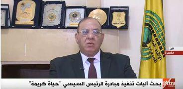 الدكتور طلعت عبد القوي رئيس الإتحاد العام للجمعيات الأهلية