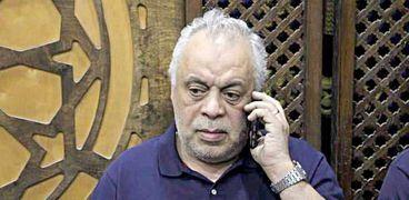الفنان أشرف زكي نقيب الممثلين