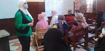 ندوة لمواجهة العنف في كفر الشيخ