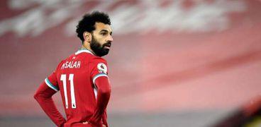 محمد صلاح .. لاعب نادي ليفربول الإنجليزي