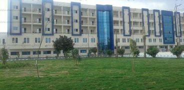 مستشفى بني سويف العام