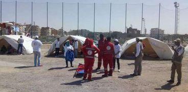 """مشروع """"صقر 84"""" لمجابهة الأزمات بالبحر الأحمر"""