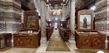 كنيسة القديسين سرجيوس وباخوس