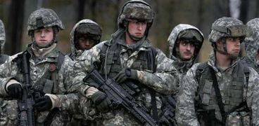 عناصر من الحرس الوطني الأمريكي