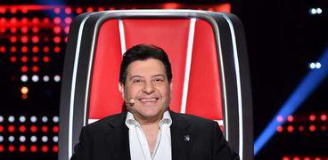 هاني شاكر في the Voice SENIOR