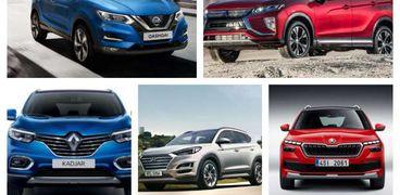سيارات SUV أقل من 500 ألف جنيه