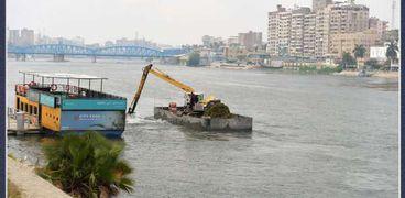 تطهير نهر النيل