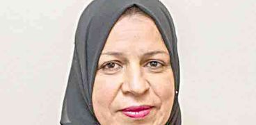 منال الغندور، سكرتير عام مساعد محافظة الدقهلية