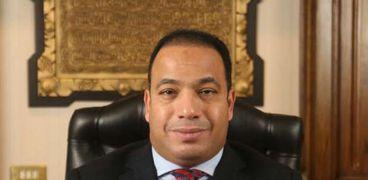الدكتور عبد المنعم السيد.. مدير مركز القاهرة للدراسات الاستراتيجية والاقتصادية