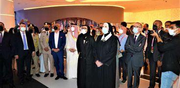 جامع: رموز مصرية تزور إكسبو دبي 2020 للترويج للجناح المصري
