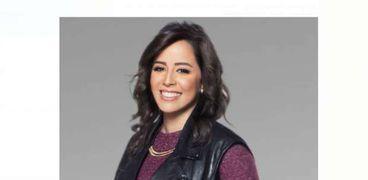الإعلامية زهرة رامي