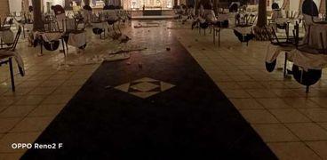 فض حفل زفاف وتحرير محضر ضد صاحب قاعة أفراح في بني سويف