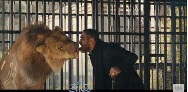 أمير كرارة في مسلسل «نسل الأغراب»