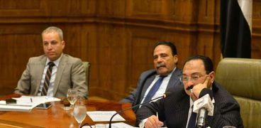 لجنة النقل والمواصلات بالبرلمان