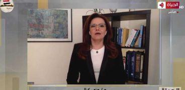 الدكتورة منى كيال استشاري الأمراض الجرثومية في مستشفى براغ الجامعي