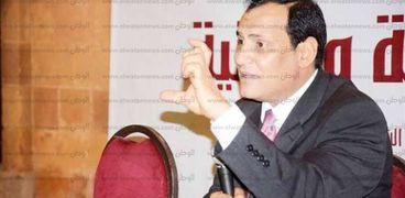 صلاح هاشم  مستشار وزيرة التضامن للسياسة الاجتماعية