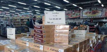 أسعار الكعك والبسكويت ببورسعيد