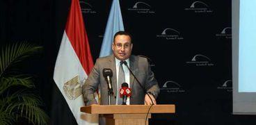 الدكتور عبد العزيز قنصوة، محافظ الإسكندرية الدكتور عبد العزيز قنصوة، محافظ الإسكندرية
