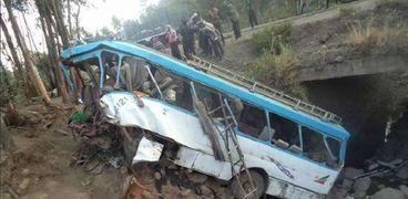حادث سير في شمال إثيوبيا