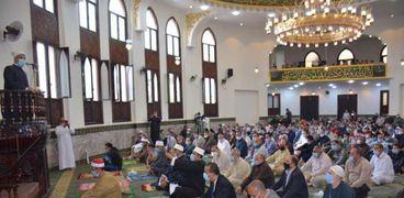 افتتاح مساجد جديدة في الدقهلية