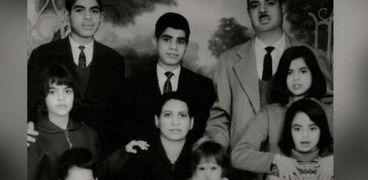 عائلة الرئيس السيسي