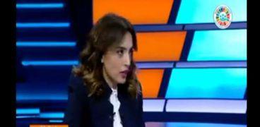الدكتورة حنان نظير، مستشارة المجلس القومى للأجور بوزارة التخطيط والتنمية الاقتصادية