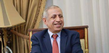 الدكتور إسماعيل عبدالغفار رئيس الاكاديمية العربية للعلوم والتكنولوجيا والنقل البحري