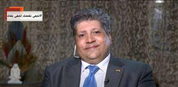 الدكتور خالد قاسمالمتحدث باسم وزارة التنمية المحلية