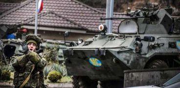 قوات حفظ السلام الروسية بين أرمينيا وأذربيجان