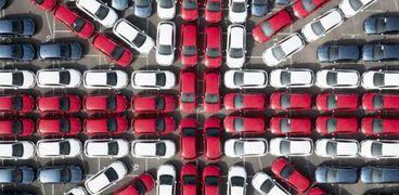 سوق السيارات البريطانى - أرشيفية