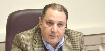 أحمد شكرى رئيس قطاع السياحة الدولية السابق بهيئة تنشيط السياحة