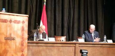 """مؤتمر """"جمال عبدالناصر.. إنجازات وتحديات"""""""