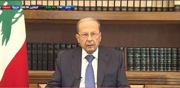 الرئيس اللبناني - أرشيفية