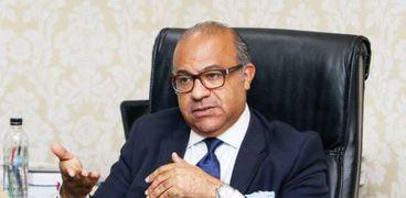 الدكتور إبراهيم العشماوي، مساعد  أول وزير التموين