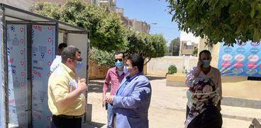"""532 لجنة انتخابية لاستقبال مليون و875 ألف ناخب في """"الشيوخ"""" ببني سويف"""