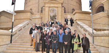 مسار العائلة المقدسة في مصر