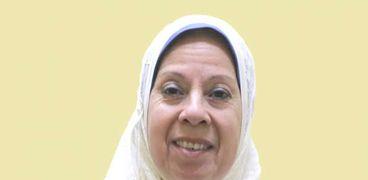 الدكتورة نجوى الشافعي المشرفة على انتخابات نقابة الأطباء